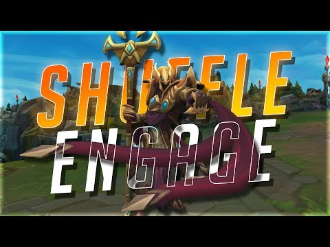 Drift King Azir | HOW TO WIN GAMES WITH SHUFFLE ENGAGE!!!!!