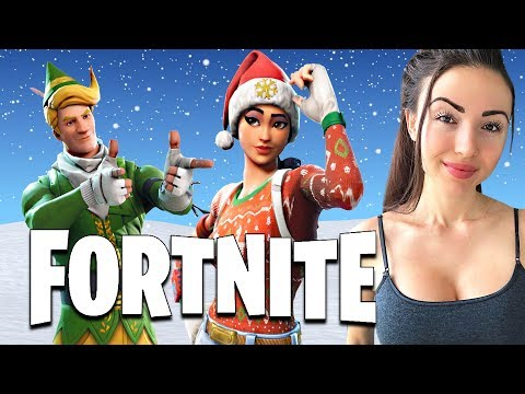 Season 7 CHRISTMAS DUOS! *Not Pro Fortnite Player* (Fortnite)