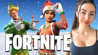 Season 7 CHRISTMAS DUOS! *Not Pro Fortnite Player* (Fortnite)