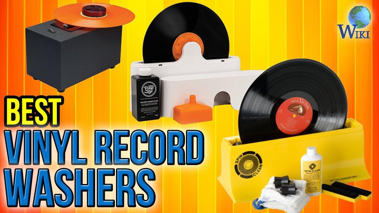 8 Best Vinyl Record Washers 2017