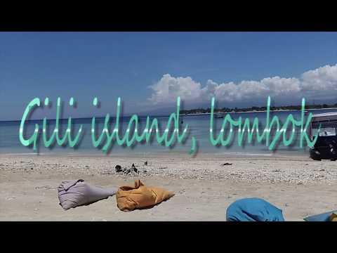 Gili Island Lombok Trip