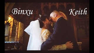 Keith + Binxu Scottish Wedding