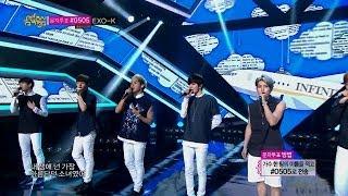 ... infinite # 020 : - memories at show music core comeback stage 20140524...