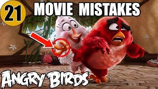 21 ANGRY BIRDS Mistakes You Didn