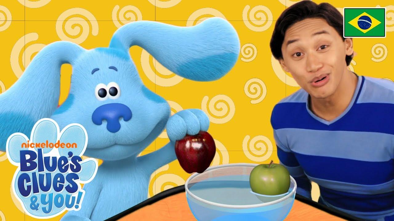 Ciência com Blue e Josh | Blue's Clues & You!