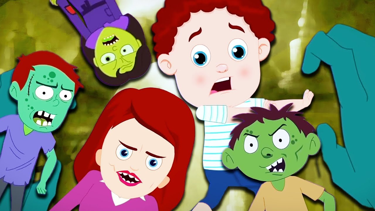 Zombie Town Video For Kids Schoolies Shows For Kids Youtube