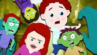 Zombie Town | Video for kids | Schoolies Shows For kids