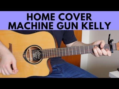 Cover Lagu Home - Machine Gun Kelly, X Ambassadors & Bebe Rexha Acoustic Guitar Cover STAFABAND