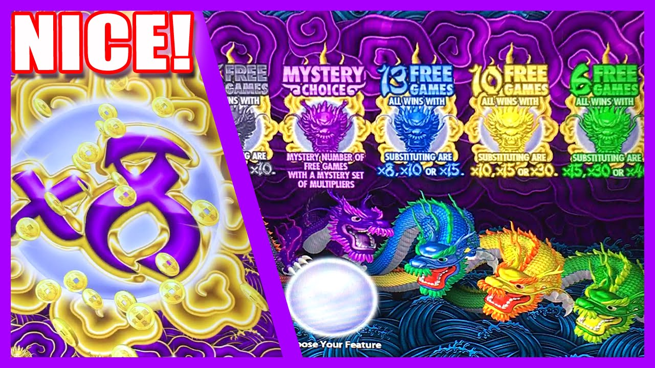 Dragons Slot Machine