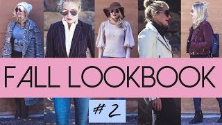 Fall Lookbook #2 | Casual Outfit Ideas for Moms