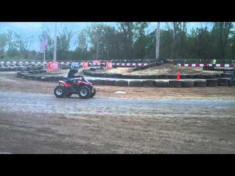 Heat TT 50cc Kc Raceway 4/17/16