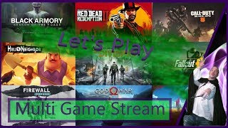 🔴Mixed Games LIVE: All Day Stream