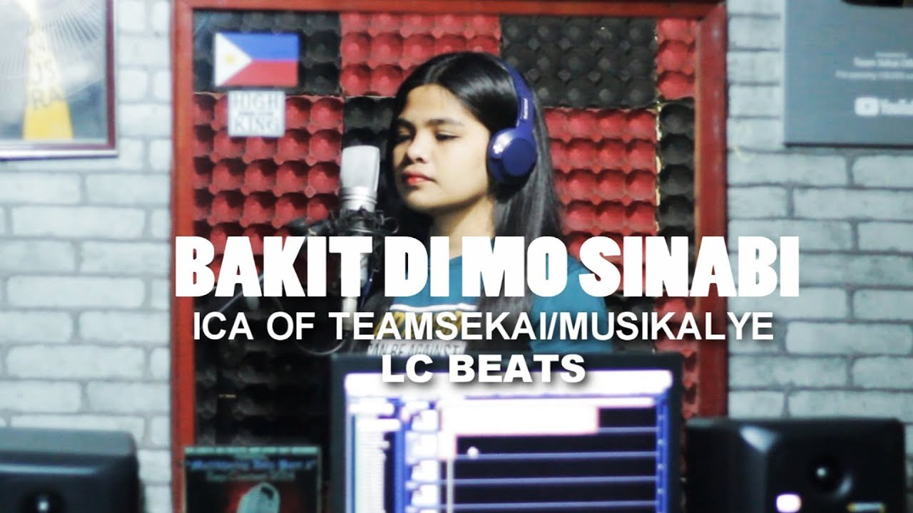 Download Bakit Di Mo Sinabi - ICA Official Lyrics