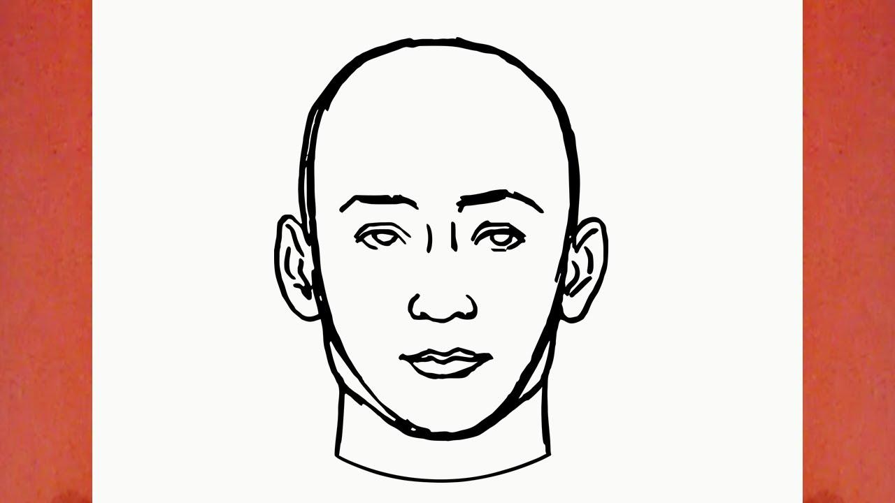 Como Desenhar Um Rosto Humano Masculino Feminino How To Draw