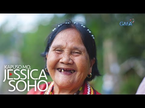 Kapuso Mo Jessica Soho: Gintong ngiti ni Lola Diosdada for sale