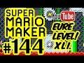 SUPER MARIO MAKER # 144 ★ Eure Level! XLI. [HD60] Let's Play Super Mario Maker