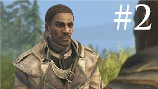 Assassin's Creed Rogue (PC/PS3/XB360) - Part 2 - Young Achilles & Old Adewale