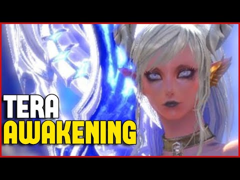 Tera Online All Awakening Apex Skills
