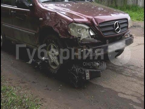 Пьяный водитель «Мерседеса» отправил хабаровского подростка в реанимацию. Mestoprotv