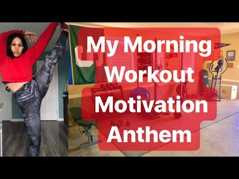 Basement Gym Goals (Workout Motivation Anthem)