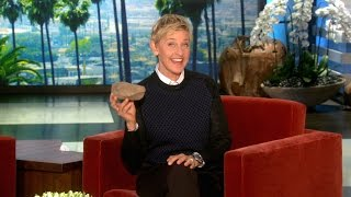 Ellen Makes Sure President Obama Will Never Get Locked Out