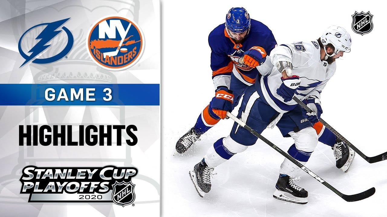 Tampa Bay Lightning tops New York Islanders, put past behind them ...