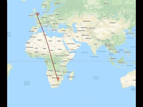17710 DEUTSCHE WELLE (Swahili), Meyerton AFS,  9142 km