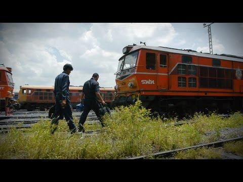 """ระหว่างราง ทางรถไฟ ตอน 6 การเดินทางของ """"คนรถไฟ"""""""