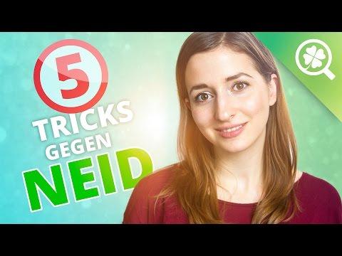 5 Tricks gegen Neid und Eifersucht