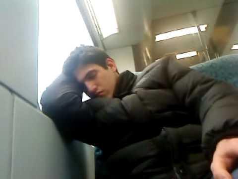 S-Bahn Marko beim schlafen ROFL