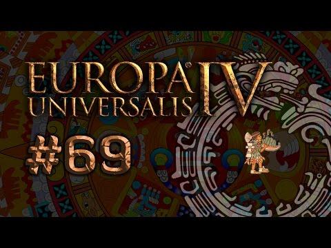 EU4 Aztec - Part 69 - Gone Caracas