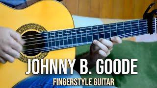 Johnny B. Goode - Fingerstyle Guitar (Marcos Kaiser) #98 thumbnail