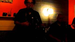 "Melvern Taylor, ""The Prettiest Girl In Town"" LIVE at the Blue Mermaid, Portsmouth NH.  9-10-11"