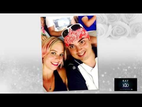WWE Kay Jewelers engagement proposal web feature Eva & Anthony