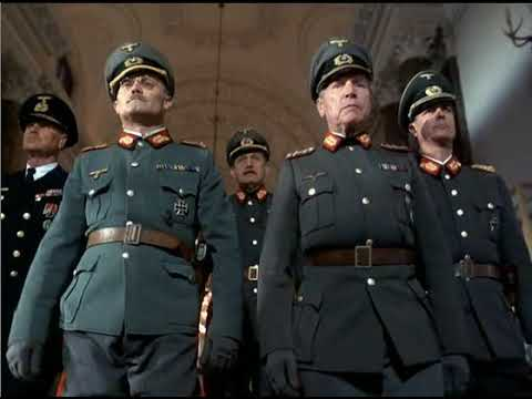 The Winds of War (1983) - Hitler, Brauchitsch, HaIder, JodI, KeiteI, Raeder, Ribbentrop, Goering