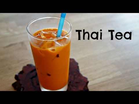 How To Make Thai Tea