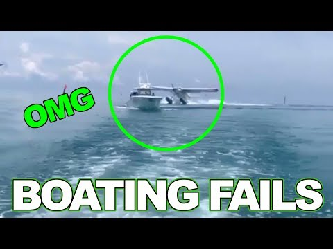 Funny Boat Fails to get you through your week.