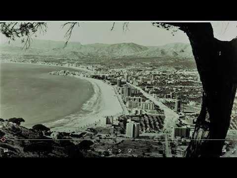 испания фото туристов с пляжа
