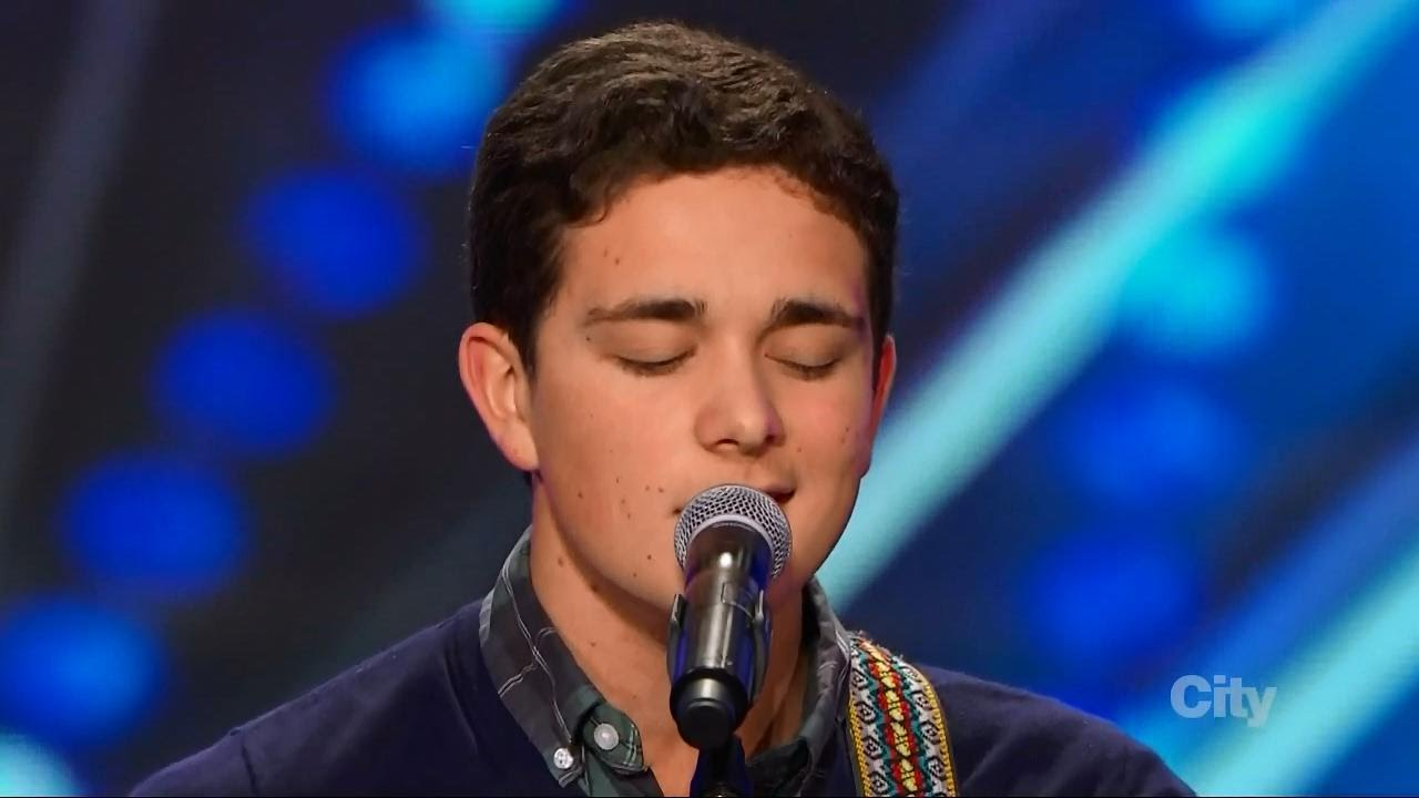 Awesome Americas Got Talent 2014 Auditions Jaycob Curlee