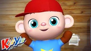 детские песни Горшок Еще KiiYii мультфильмы для детей