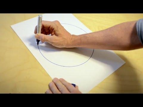 Wie zeichne ich einen perfekten Kreis? - Svens Lifehacks - #srfdgst