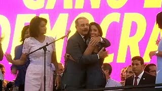 República Dominicana: Danilo Medina reeleito