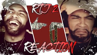 Run The Jewels-RTJ 2 REACTION