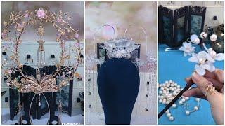 Làm trang sức: nhẫn, vòng tay, quạt, trâm... cosplay cổ trang Trung Quốc 🇨🇳- Nhã Di Các