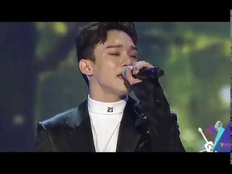 Live EXO  Heaven 헤븐 @ SBS 파워 FM 20주년 콘서트