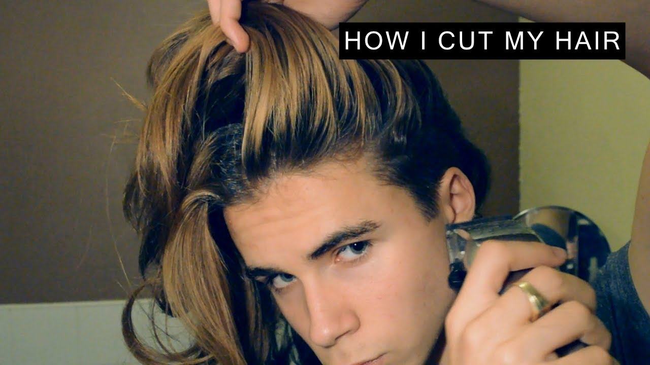 what style should i cut my hair how i cut my hair undercut style for any hair tutorial 3040