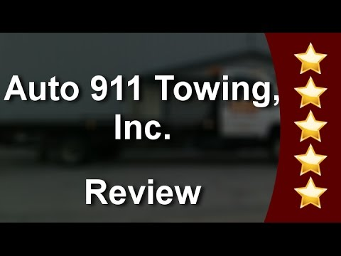 Auto 911 Towing, Inc. New Palestine Great 5 Star Review by Shelly B.