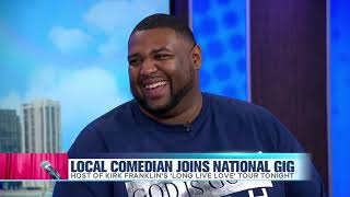 Travele Judon Talks 'Worst Cooks' and Joining the Kirk Franklin Tour