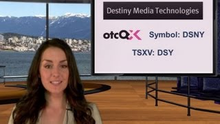 Destiny Media (OTCQX: DSNY) Announces Global Services Contract with Universal Music Group