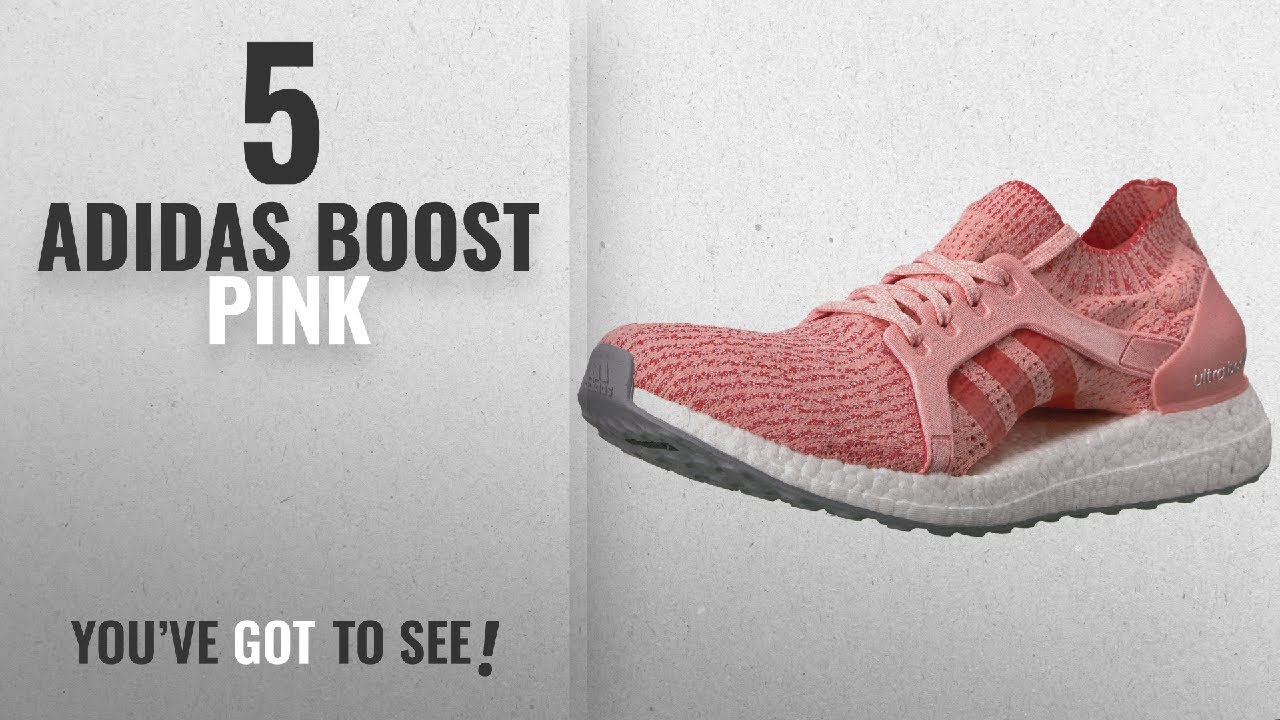 b69d74bfe Top 5 Adidas Boost Pink  2018   adidas Originals Women s Ultraboost ...